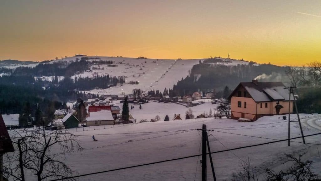 Christmas while travelling in Europe