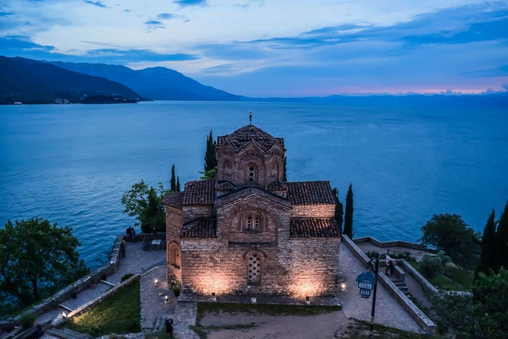 Lake Ohrid. A top budget destination for your next trip