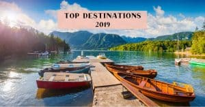 My favourite travel spots in 2019