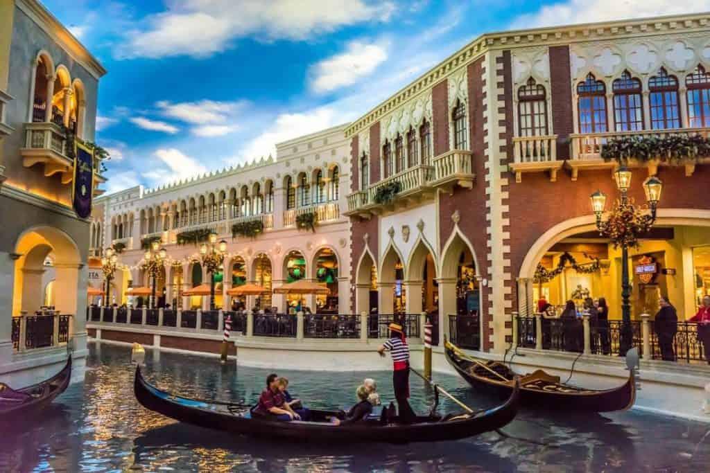 Venice in Las Vegas