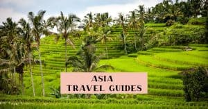 Visit Asia Travel guides