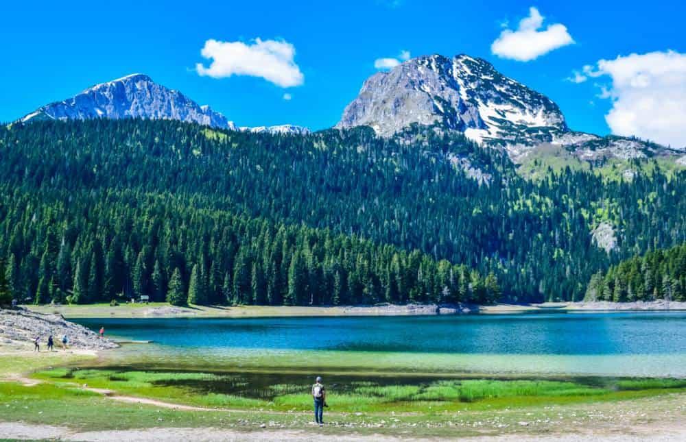Black Lake Durmitor National Park