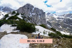 Complete blog list, travel advice, destination information