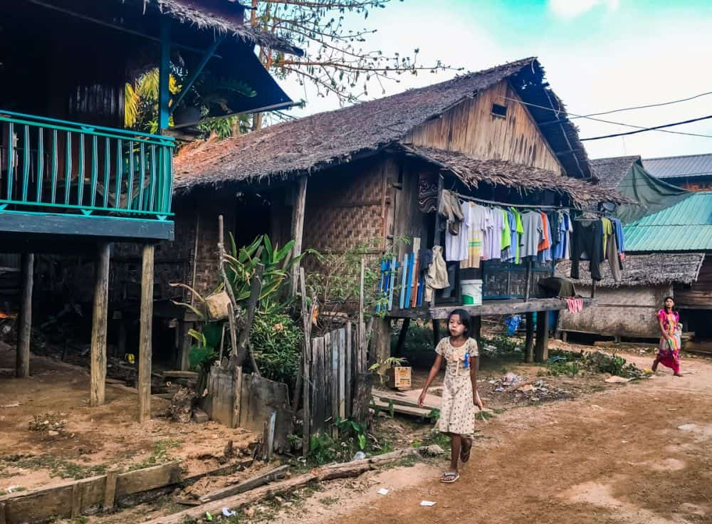 Villages in Myanmar