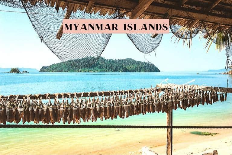 Mergui archipelago tour