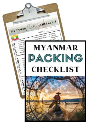 myanmarpackinglist