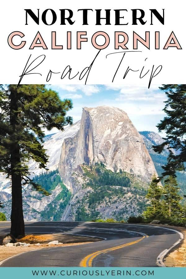 One of the most driven routes in the USA is highway 1. Although there are so many more California Road Trips which you must take. This post is a list of places to visit on a northern California road trip. Where to go in California #roadtrip #californiaroadtrip #travelcalifornia #californiausa
