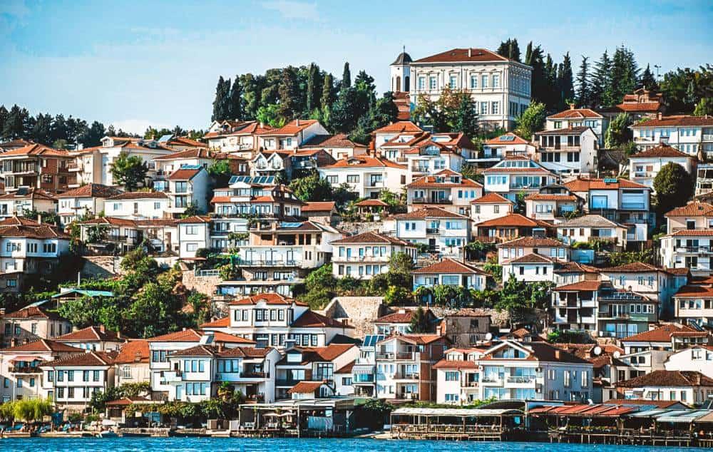 Ohrid, North Macedonia town