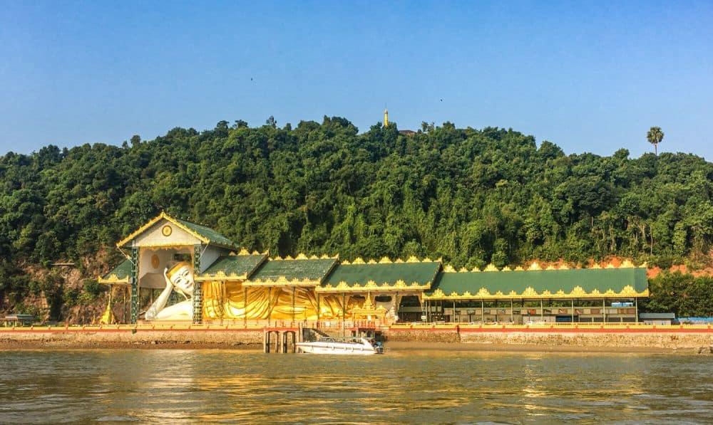 Reclining Buddha Myeik, Mergui Archipelago