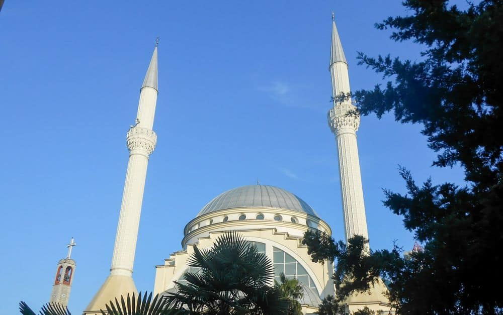 Mosque in Shkoder