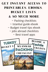 travel resources and freebies