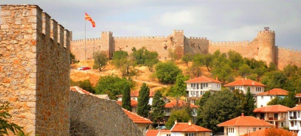 Tsar Samuel's Fortress.