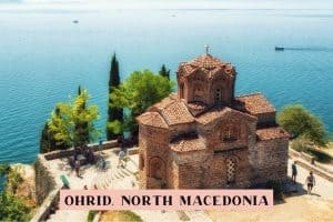 Top things to do in Ohrid, North Macedonia