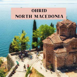 Lake Ohrid Travel Guide