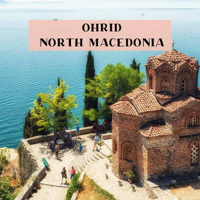 Lake Ohrid Travel Guide