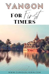 Yangon travel guide for first-time visitors. Find the best things to do in Yangon, Myanmar's largest city. Make sure you include a trip here when visiting Southeast Asia for unique culture, history and architecture. Add to your Yangon itinerary a trip on the circle train, dinner at 19th street, market visits, see the famous pagoda and more in this post. #southeastasiatravel #myanmaryitinerary #yangonmyanmar #myanmartravel