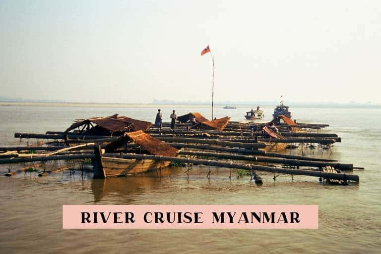 Bagan to Mandalay River Cruise