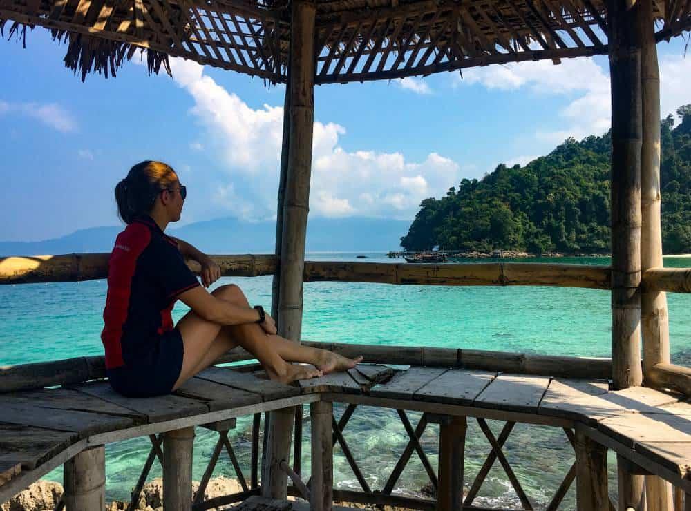 Mergui Archipelago islands