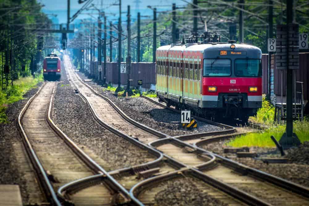 train passes