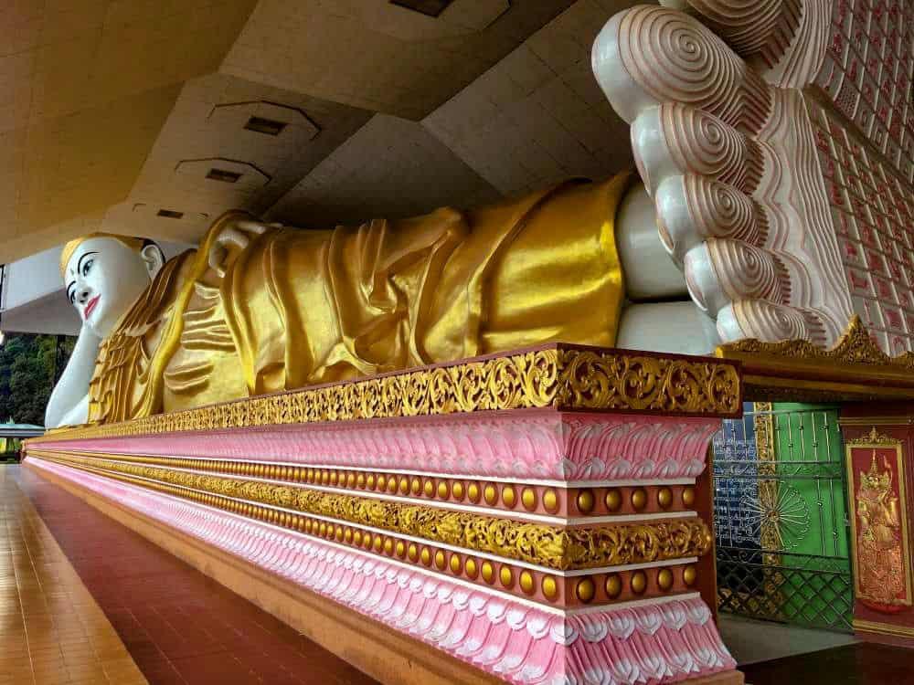 Reclining Buddha Myeik
