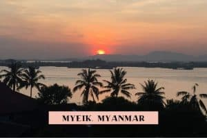 what to do in Myeik