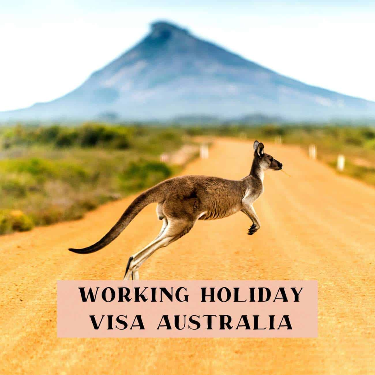 Working and Travelling Australia
