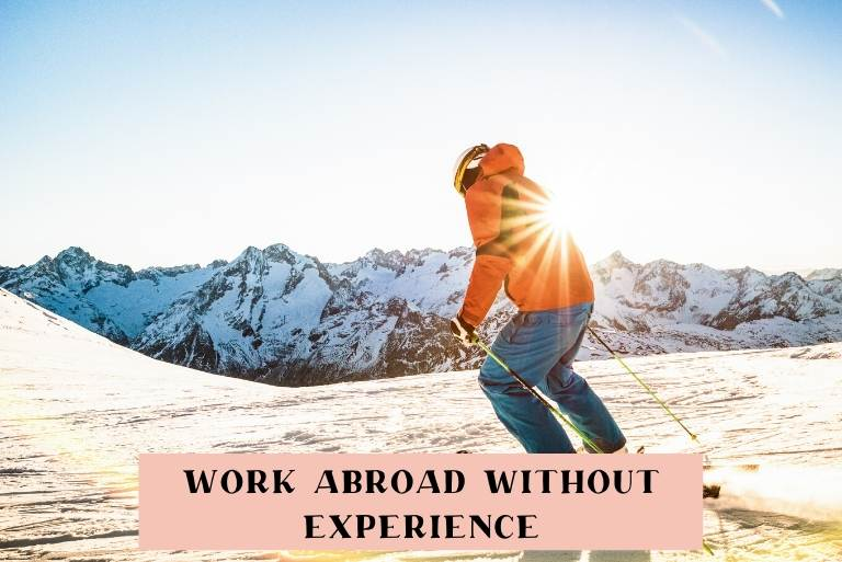 Travel jobs that don't require experience
