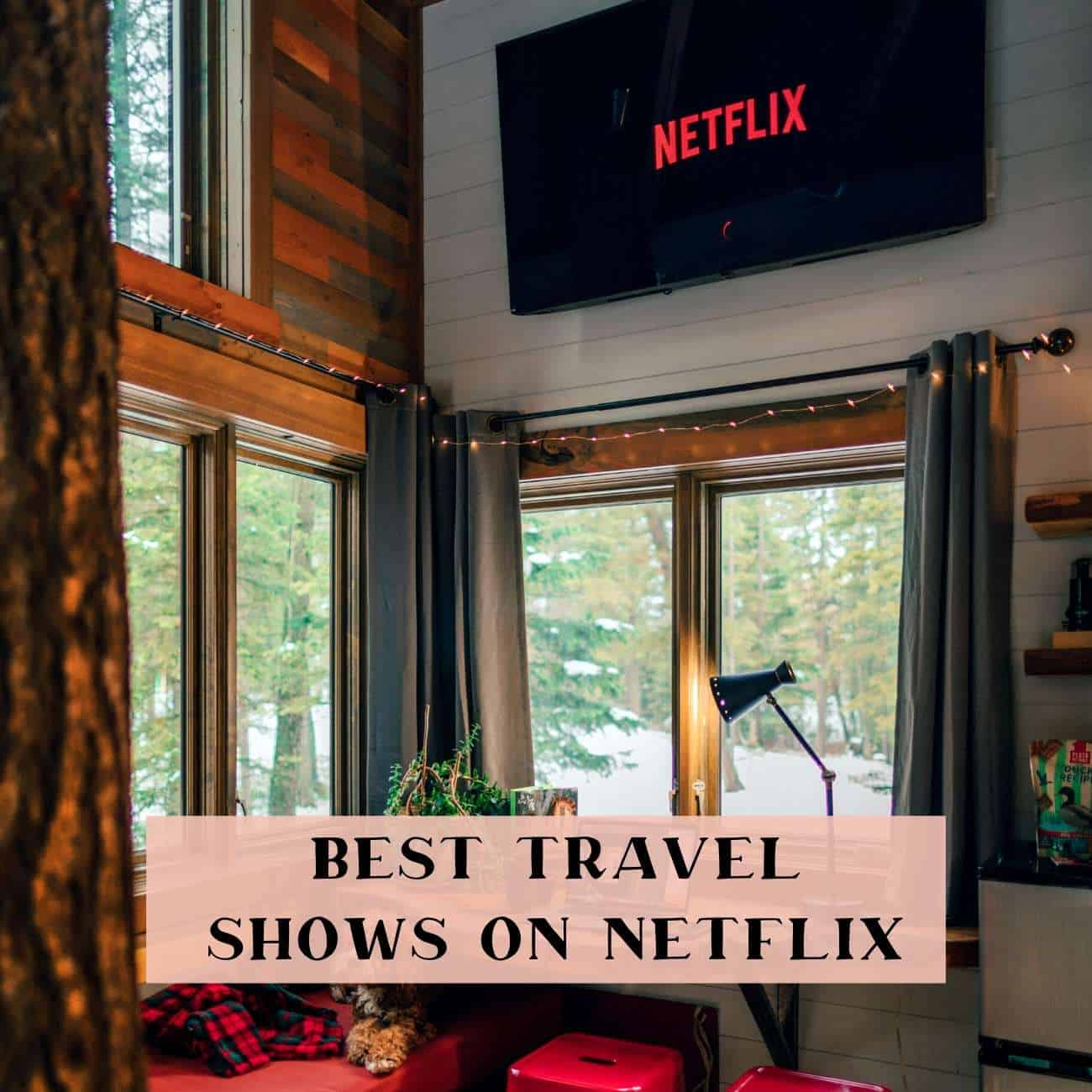 Netflix travel programs