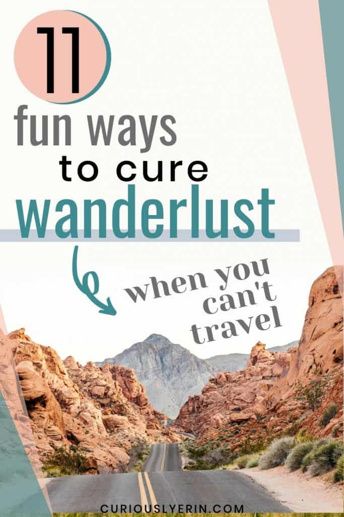 Discover the top ways to cure wanderlust when you are stuck at home or unable to travel. Beat the travel blues by doing these fun travel activities in your home. From making photo books, learning a new language and having international-themed cooking nights, these 11 ideas will keep you busy during isolation periods. #thingstodoathome #isolationactivities #travel #digitalnomads #wanderlusttravel