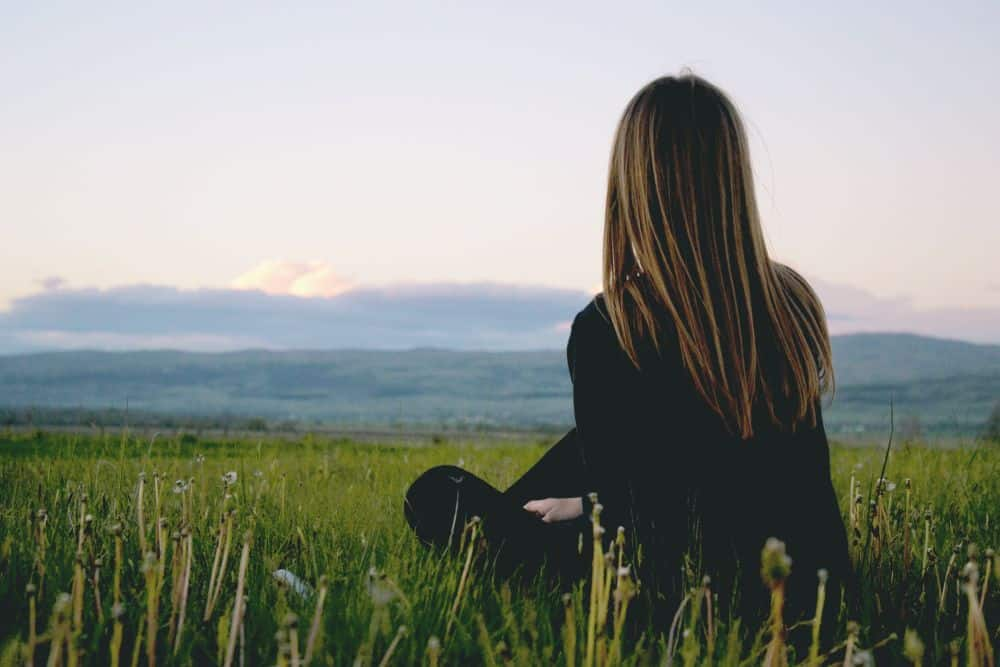 Alone time is important for mental health