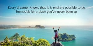 travel quote dreamers