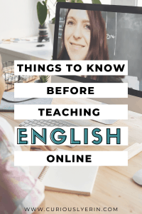 Wondering what it's really like to teach English online? Nic talks us through all the in's and out's about being a digital nomad, the qualifications you need to teach English online, the best companies for teaching English and how you can get started. Being an online English teacher is a perfect side hustle, digital nomad job, or stay at home career. #teachenglish #traveljobs #becomeadigitalnomad #workandtravel