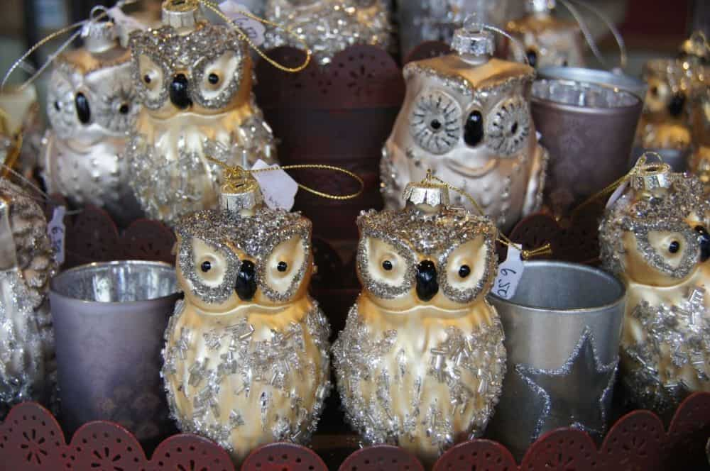 souvenirs at German Christmas Market