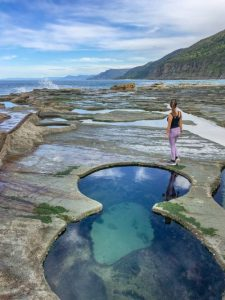 Figure 8 Pools Royal National Park hiking guide