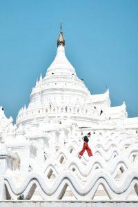 hsinbyume pagoda mingun mandalay