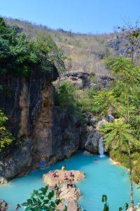 Waterfalls near Mandalay Dee Dote