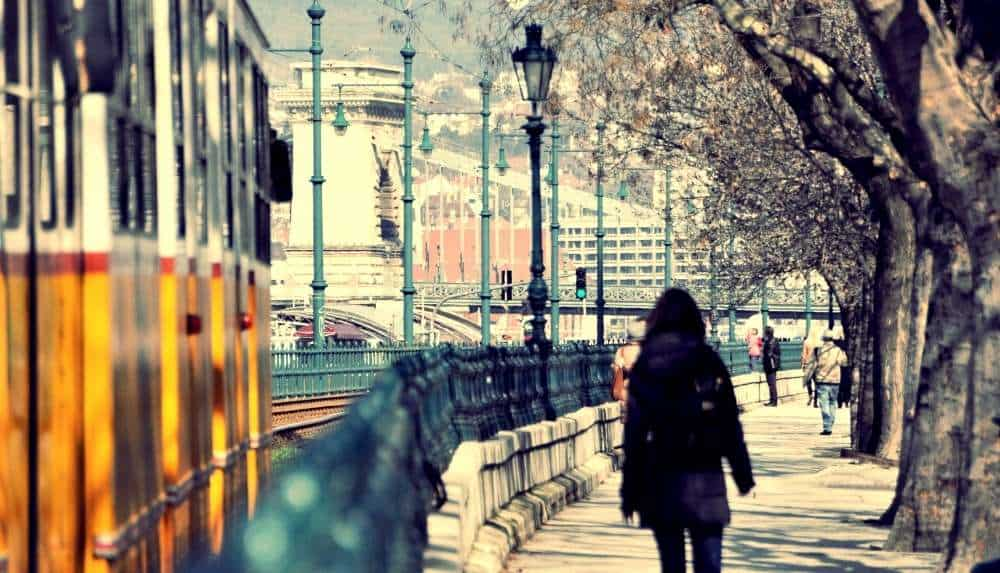 Free walking tours in Budapest
