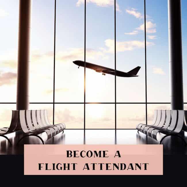 Benefits of being a flight attendant