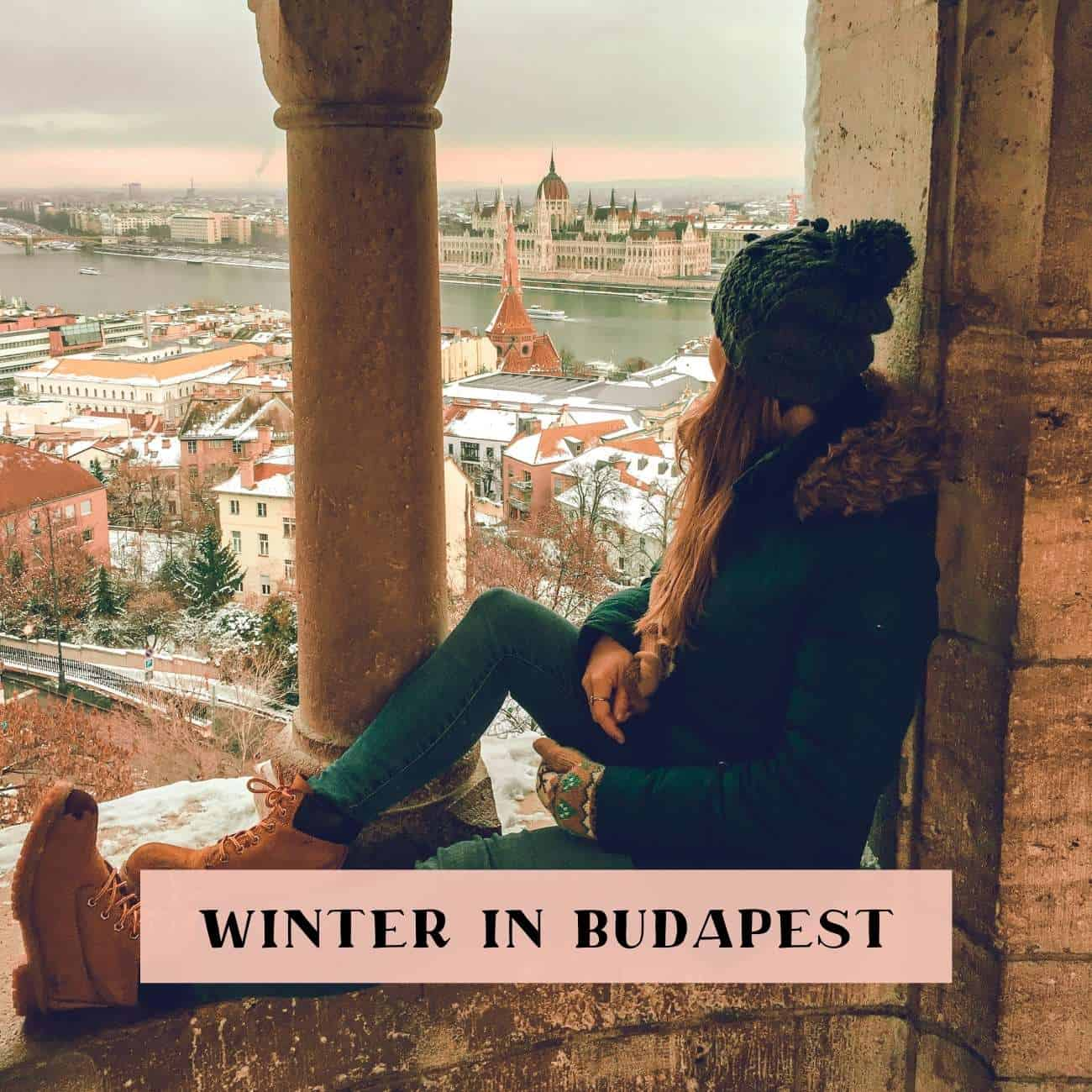 winter in Budapest