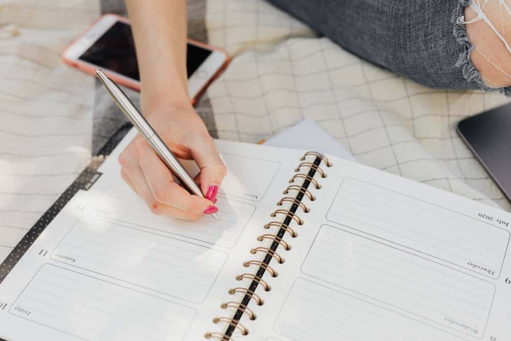 Best notebooks and diaries for bloggers