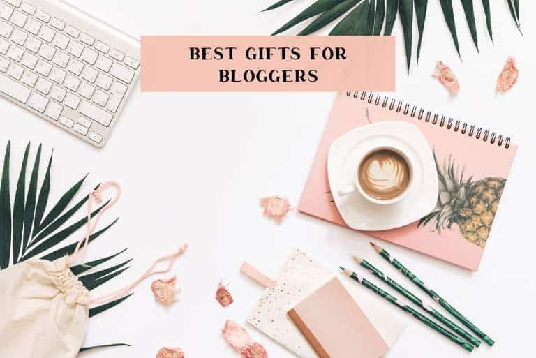 Gift guide for bloggers and influencers