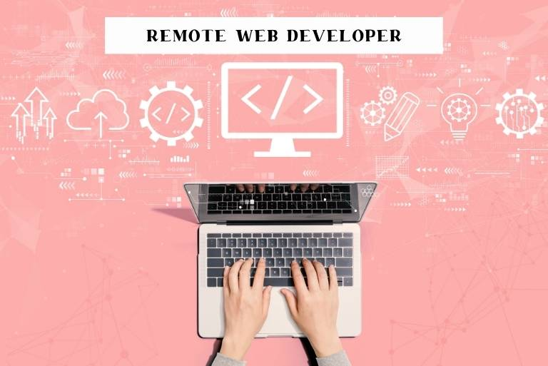 remote web developer jobs