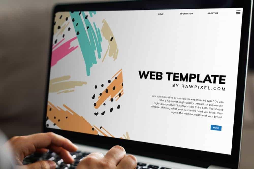 how to start an online web development business