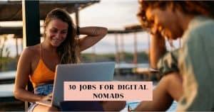 remote jobs for digital nomads