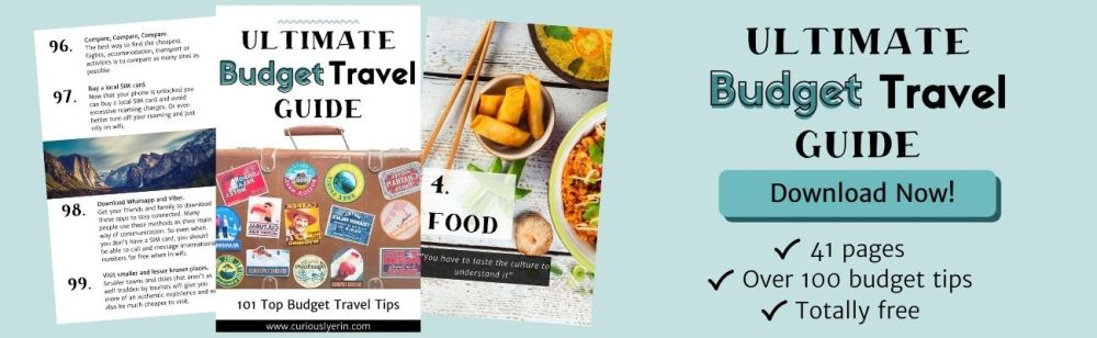 Budget travel guide ebook download