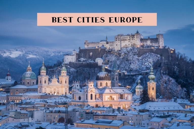 Best cities in Europe