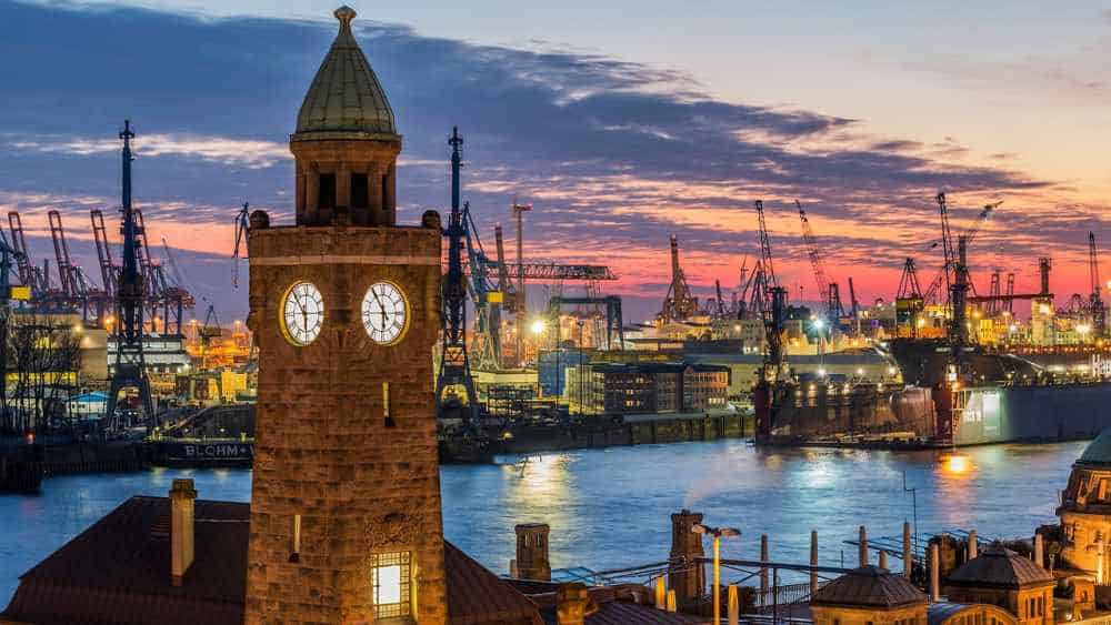 Shipyard Hamburg