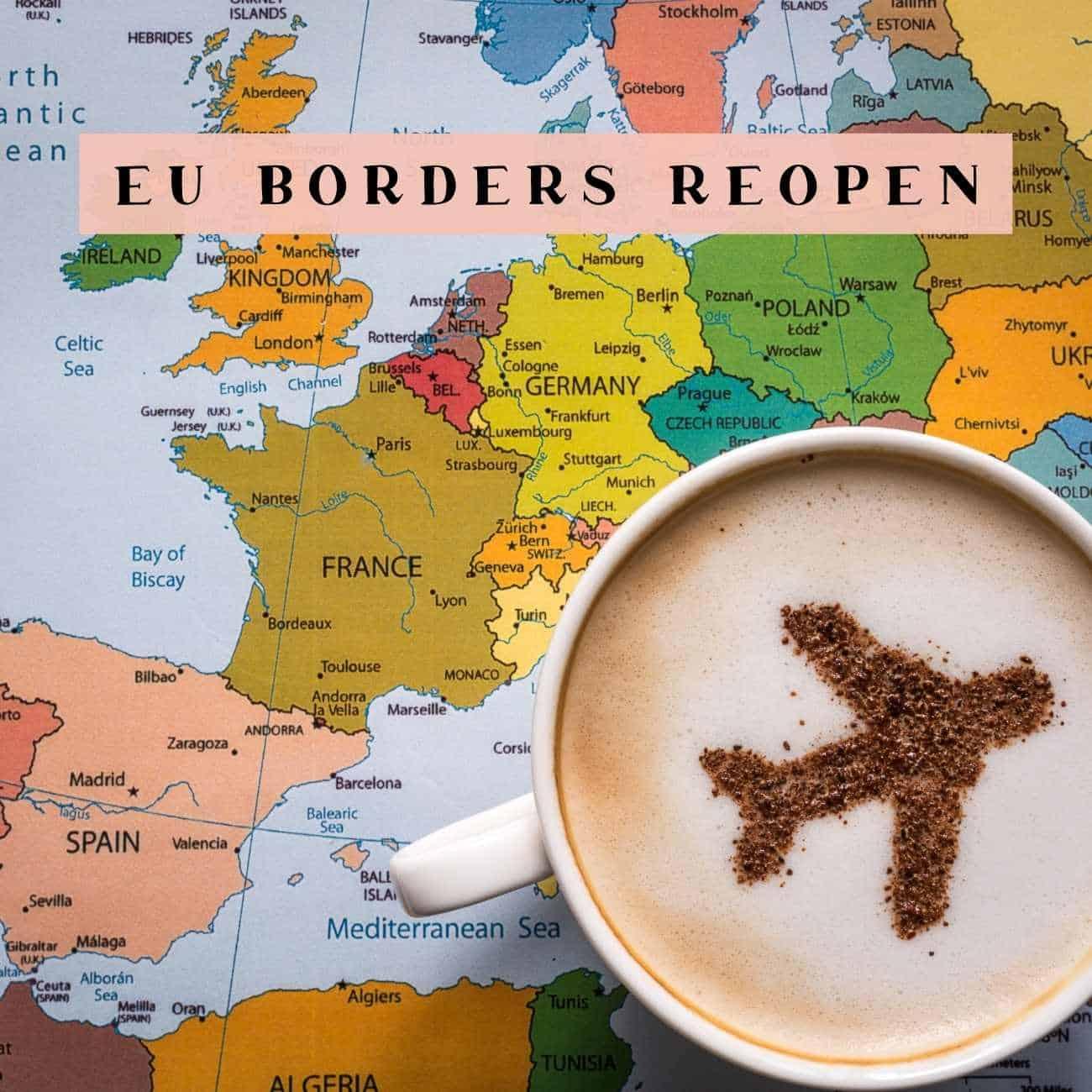 EU Borders reopening