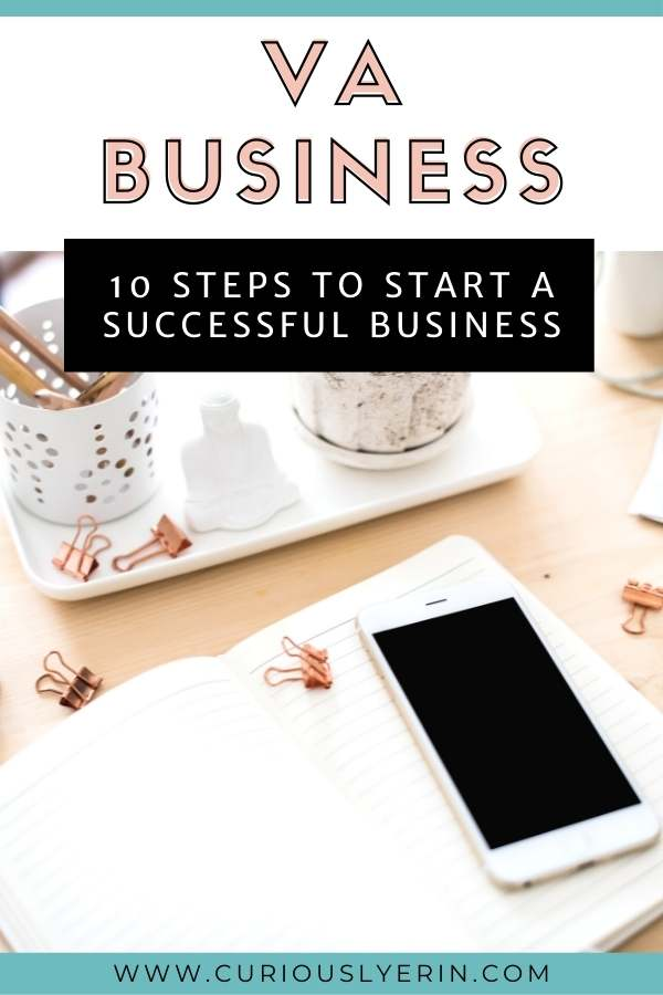 If you're starting a virtual assistant business these are the first 10 things you should do to guarantee success. #virtualassistant #workandtravel #howtostartavabusiness #vabusiness